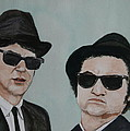 The Blues Brothers by Betty-Anne McDonald