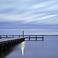 The Blues Lavallette New Jersey by Terry DeLuco