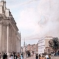The Board Of Trade, Whitehall by Thomas Shotter Boys
