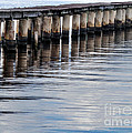 The Old Pier by Sabrina L Ryan
