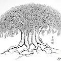 The Boddhi Tree by Robert Fenwick May Jr