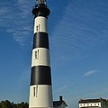 The Bodie Island Light House by Robert Loe