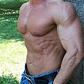 The Bodybuilder  Soft Touch by Jake Hartz