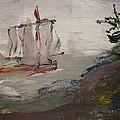 The Bold Wind by Edward Wolverton