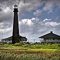 The Bolivar Lighthouse by Linda Unger