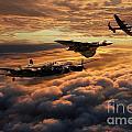 The Bomber Age  by J Biggadike