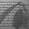 The Book Of Ruth by Leticia Latocki