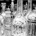 The Bottles by Greg Fortier