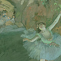 The Bow Of The Star by Edgar Degas