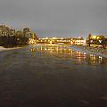 The Bow River by David Pantuso