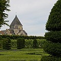 The Boxwood Garden - Villandry by Christiane Schulze Art And Photography