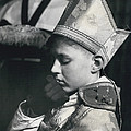 The  Boy Bishop Kisses The Ring by Retro Images Archive