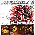 The Bramble Bush, Us Poster Art, Left by Everett