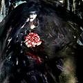 The Bride In Black by Wanvisa Klawklean