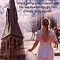 The Bride Of Christ Poem By Kathy Clark by Kathy Clark