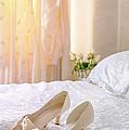 The Brides Sandals by Amanda Elwell