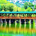 The Bridge 16 by Richard J Cassato