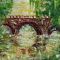 The Bridge by Lord Frederick Lyle Morris - Disabled Veteran