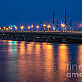 The Bridge Of Lions St. Augustine Florida by Dawna Moore Photography