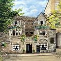 The Bridge Tea Rooms by Mary Palmer