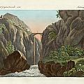 The Bridge To Ronda by Splendid Art Prints