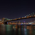 The Bridges Of New York by James Gamble