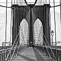 The Brooklyn Bridge by Underwood Archives