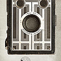 The Brownie Junior Six-20 Camera by Tom Mc Nemar