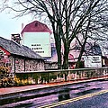 The Bucks County Playhouse by Bill Cannon