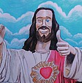 The Buddy Christ by Jeremy Moore