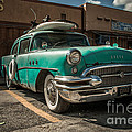 The Buick II - Ready To Surf by Hannes Cmarits