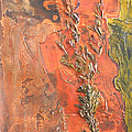 The Burn - Panel I by Sandra Gail Teichmann-Hillesheim