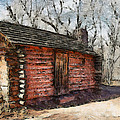 The Cabin by Ernie Echols