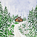 The Cabin by Judy M Watts-Rohanna