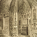 The Cabinet, Engraved By T. Morris by English School