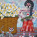 The Calla Lily Flower Vendor by Julie Ellison