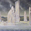 The Callanish Legend Isle Of Lewis by Evangeline Dickson