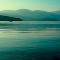 The Calmness Of Priest Lake by David Patterson