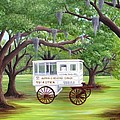 The Candy Cart by Valerie Carpenter
