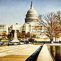 The Capitol Building by Emily Kay
