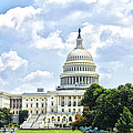 The Capitol Building by Sandra Welpman