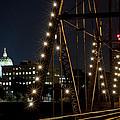 The Capitol Of Harrisburg by Deborah Klubertanz