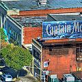 The Captain  by Michael Frank Jr