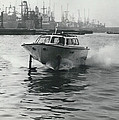 The �captain�s Barge� - 1963 Version by Retro Images Archive