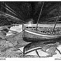 Captain Vancouvers Gig by Jack Pumphrey