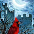The Cardinal by Lora Duguay