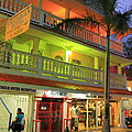 The Caribbean Hotel by Roupen  Baker