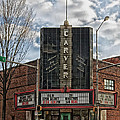 The Carver Theatre In Birmingham Alabama by Mountain Dreams