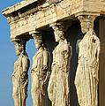 The Caryatid Porch by Grigorios Moraitis
