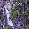 The Cascades Yosemite Np by Tim Fitzharris